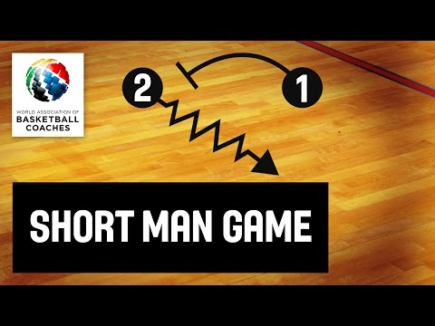 Basketball Coach Kevin Boyle - Short Man Game