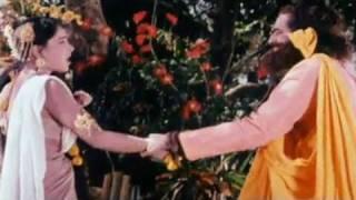 Ravana Kidnaps Sita - Sampoorna Ramayan