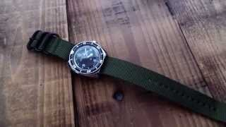 The Urban Woodsmans EDC Watch - Vostok Amphibia 710