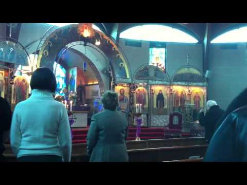 Greek Orthodox Church Service