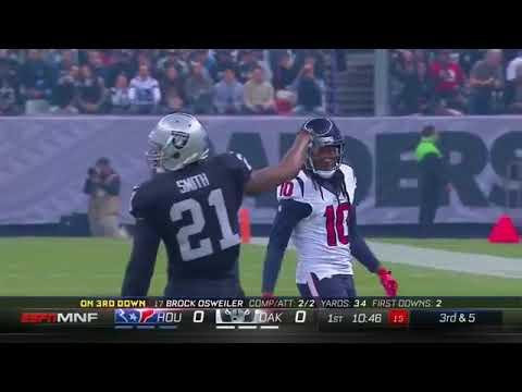 2016 - Texans vs Raiders (Mexico) Week 11 MNF