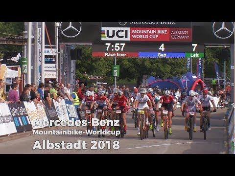 UCI Mountainbike Worldcup Albstadt 2018 - Short Track Race