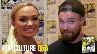 Celebs Play Pop Culture Quiz About Kylie Jenner & Justin Bieber (Comic Con)