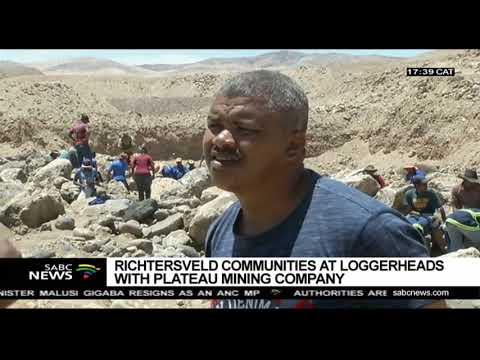 Richtersveld Communities In Northern Cape Demand Mining Rights