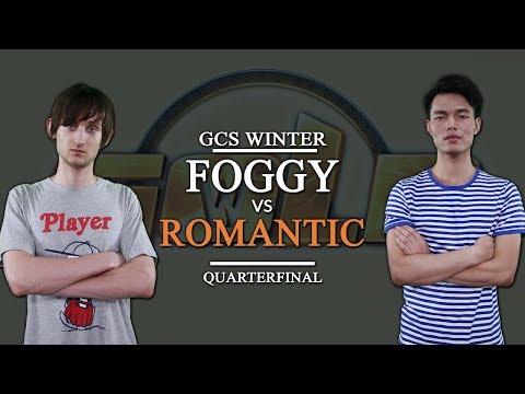 GCS:W 2017 - Quarterfinal: [N] Foggy vs. Romantic [H]
