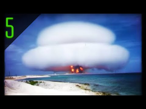 5 Declassified Nuclear Explosions You've Never Seen Before