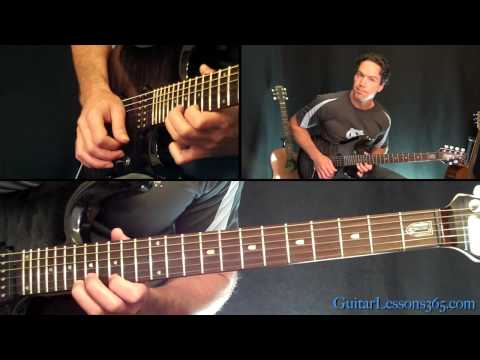 Summer Song Guitar Lesson Pt.3 - Joe Satriani - Main Solo