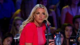 Britney Bitch on The X Factor U.S.