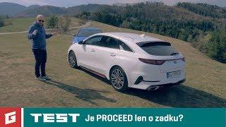 Kia CEED vs Kia PROCEED GT - 1,4 T-GDi vs 16. TGDi - GARAZ.TV