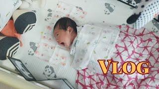 #15신생아육아브이로그…