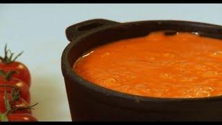 Garden Gazpacho Recipe By Half Hour Meals