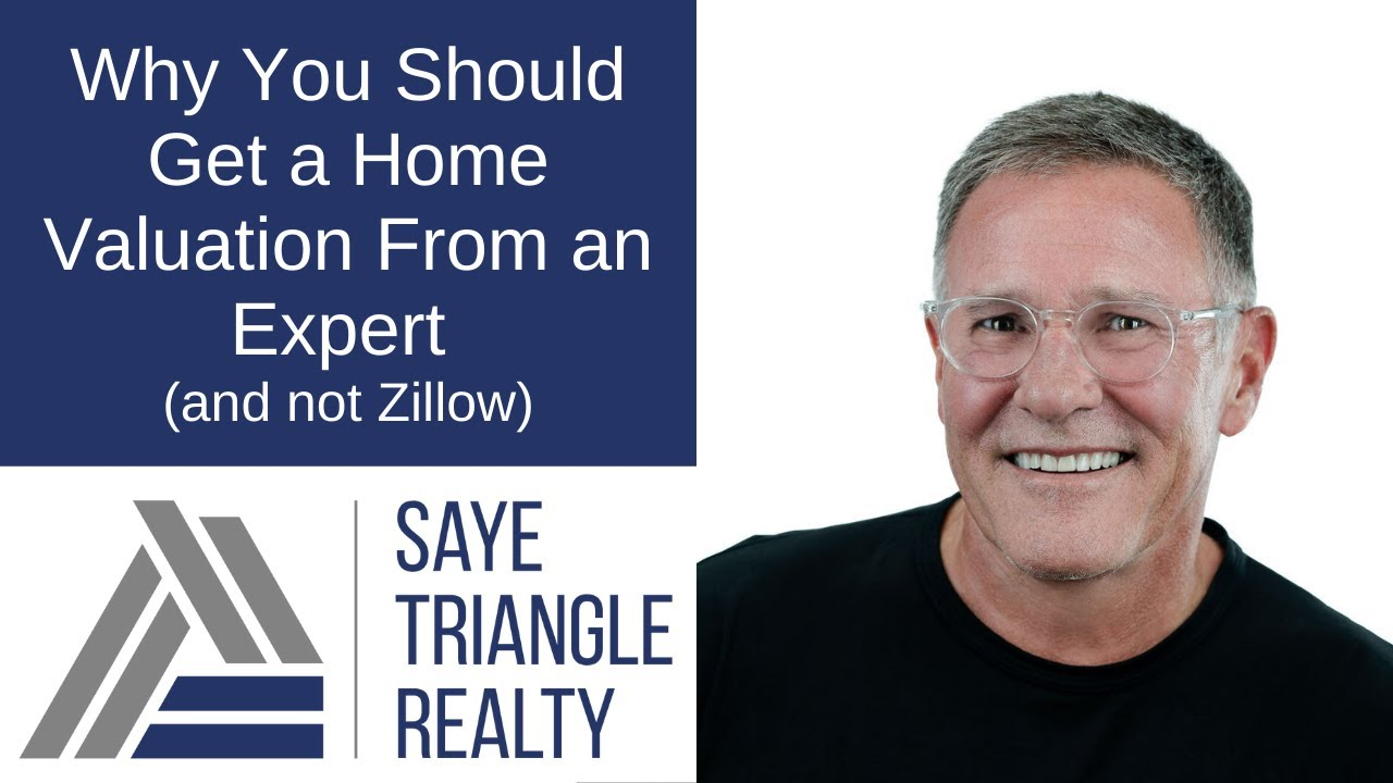 Why You Should Get a Home Valuation From an Expert (and not Zillow)