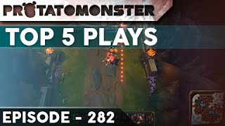 League of Legends Top 5 Plays Week 282
