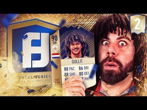 I AM A FRAUD - F8TAL LEGEND GULLIT #2 - FIFA 17 Ultimate Team