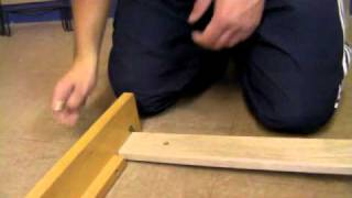 Cosmos Trundle Bed Assembly