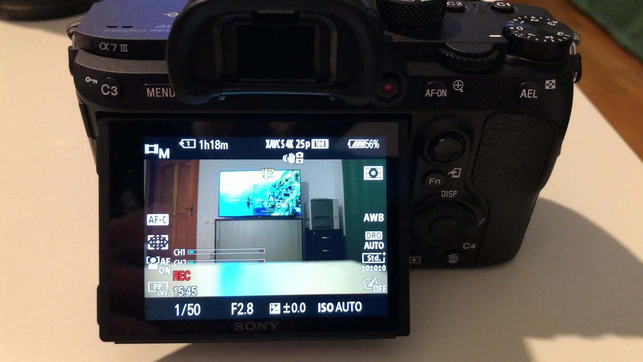 SONY a7 III a73 OVERHEATING issue: Sony Alpha Full Frame E