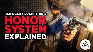Red Dead Redemption 2   Honor System Explained - Free Outfits and 50% Massive Discount in All Stores