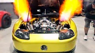 HEMI Powered SUPRA? - 2800hp of WASABI!
