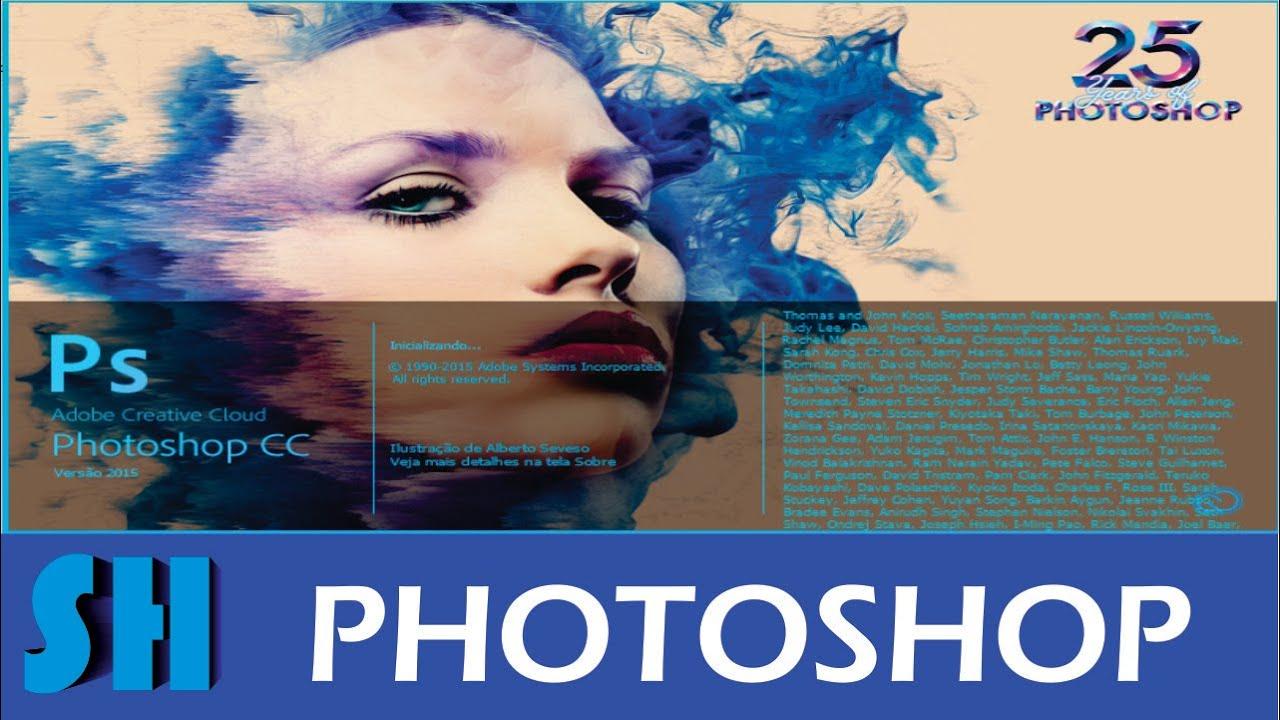 Como ativar a opção 3D no Photoshop CC 2015 corretamente