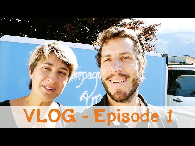 Vlog Notre Vie d'Artiste - Episode 2