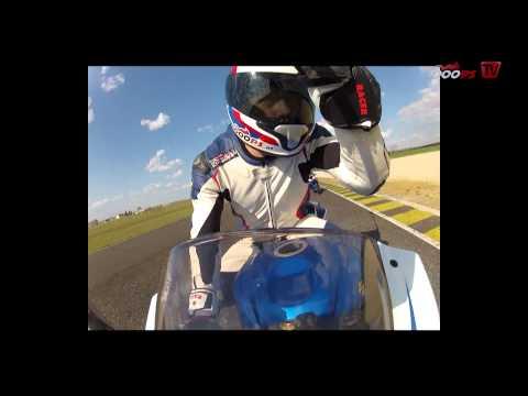 Suzuki GSX-R 600 2012 - Racetrack Action