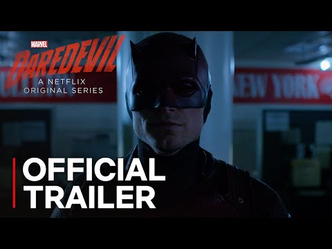 Crisis Crew - Check Out the New Daredevil Trailer That Shows Off Fisk and Bullseye!