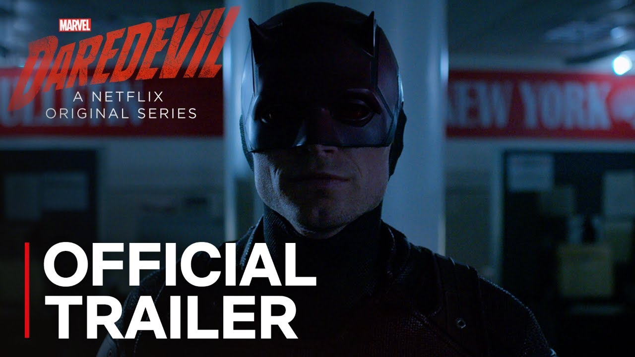 Marvel S Daredevil Season 3 Official Trailer Hd