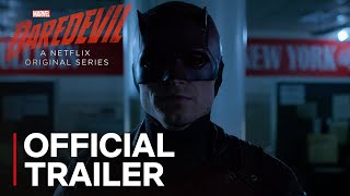 Marvel's Daredevil: Season 3 | Official Trailer [HD] | Netflix