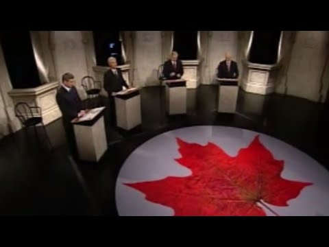 2006 Canadian Federal Election Debate