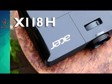 Acer X118h 3d 120hz Projector Review