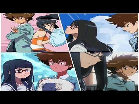 Digimon Adventure Tri: La Pareja Oficial De Taichi Yagami / Tai Kamiya