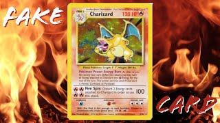 How to make a fake Pokemon card