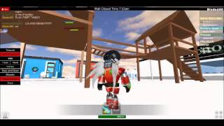 CHRISTMAS SPECIAL!-The Complex V.4-Roblox