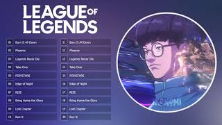 Best Songs for Playing LOL #6 🎧 1H Gaming Music 🎧 Worlds League of Legends Music Mix 2021