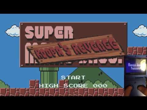 Koopa's Revenge GBA Game