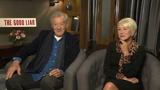 Ian McKellen & Helen Mirren - The Good Liar