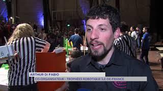 Montigny-le-Bretonneux : affrontement de robots à Saint-Quentin-en-Yvelines