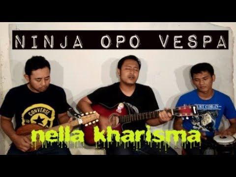Ninja Opo Vespa - Nella Kharisma Cover Gitar Mandolin
