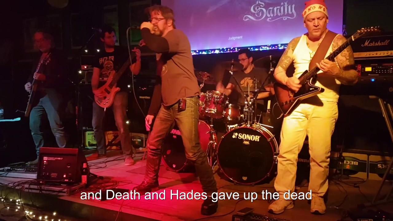 Sanity - Konzert im Club A18, Berlin / Untertitel englisch