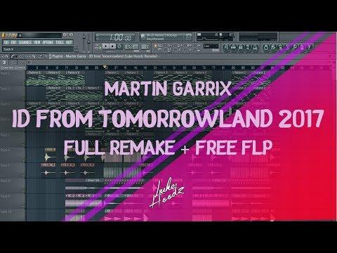 Martin Garrix - Pizza (FULL Remake by Luke Hoodz + FLP)