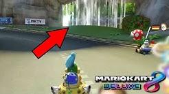 Mehr Abkürzungen in Mario Kart 8: Deluxe!