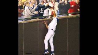 Steve Bartman incident during Chicago Cubs and the Florida Marlins