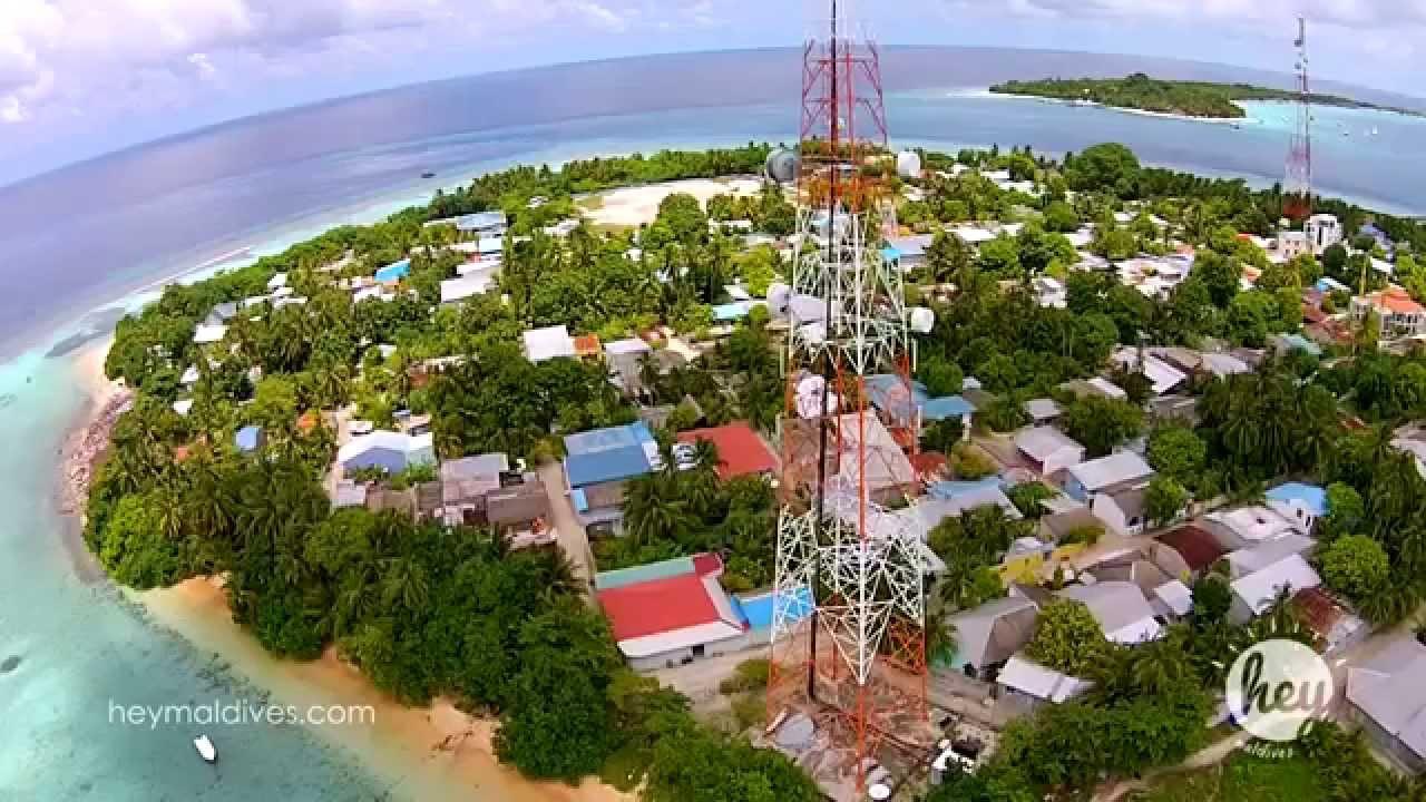 Maldives Guest House Rasdhoo Island