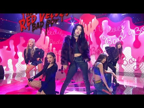 《Comeback Special》 Red Velvet(레드벨벳) - Bad Boy(배드 보이) @인기가요 Inkigayo 20180204