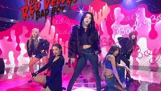 """Comeback Special"" Red Velvet - Bad Boy @ Inkigayo 20180204"