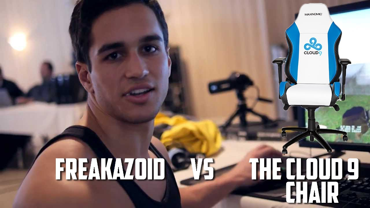 Cloud 9 Gaming Chair Csgo Freakazoid Vs The Cloud9 Chair