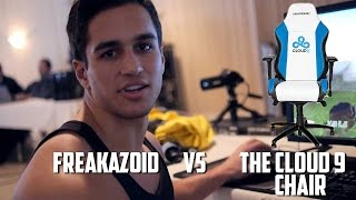 CSGO: fREAKAZOiD vs the Cloud9 chair