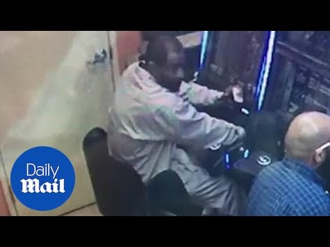 Atlanta Thief Steals Thousands From A Gas Station Slot Machine