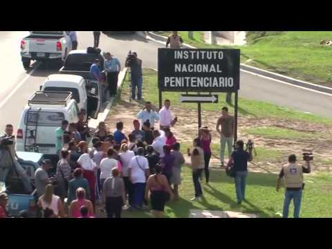 Honduras gang members moved to maximum security jail