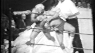 Freddie Blassie vs Felipe Mendoza